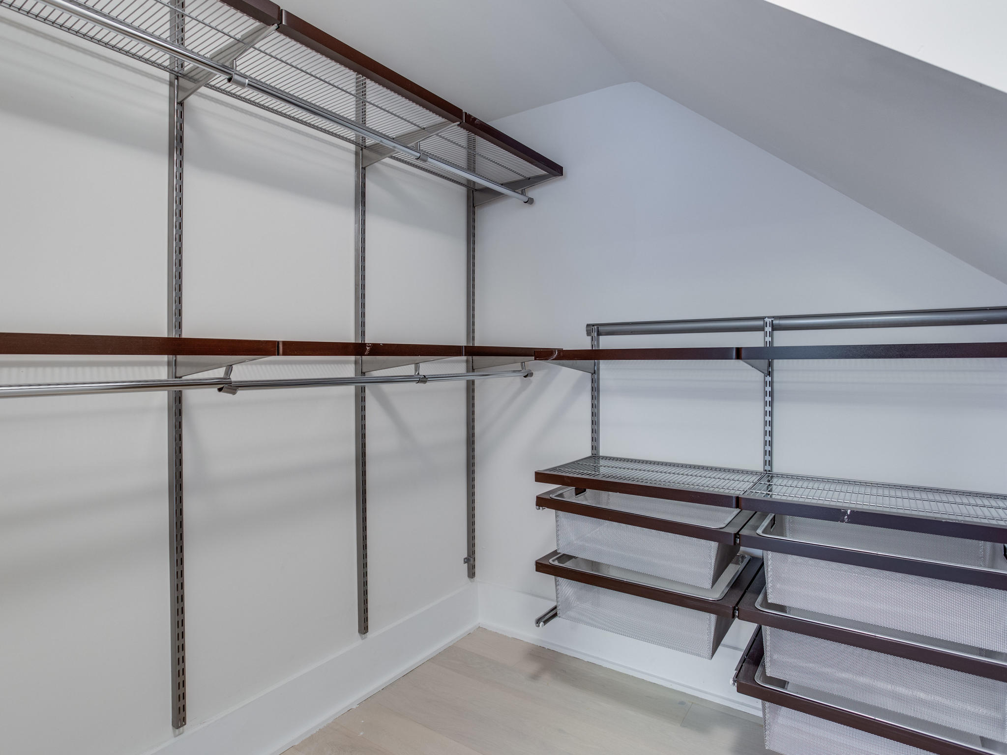 organized simply done elfa ultimate transformation closets img the by closet