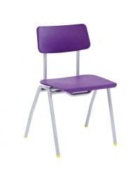 Metalliform BSD Stacking Classroom Chair