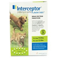 Interceptor for Dogs For Medium Dogs