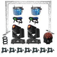 Chauvet DJ DJ Show Maker 150 Professional Lighting & Truss ...
