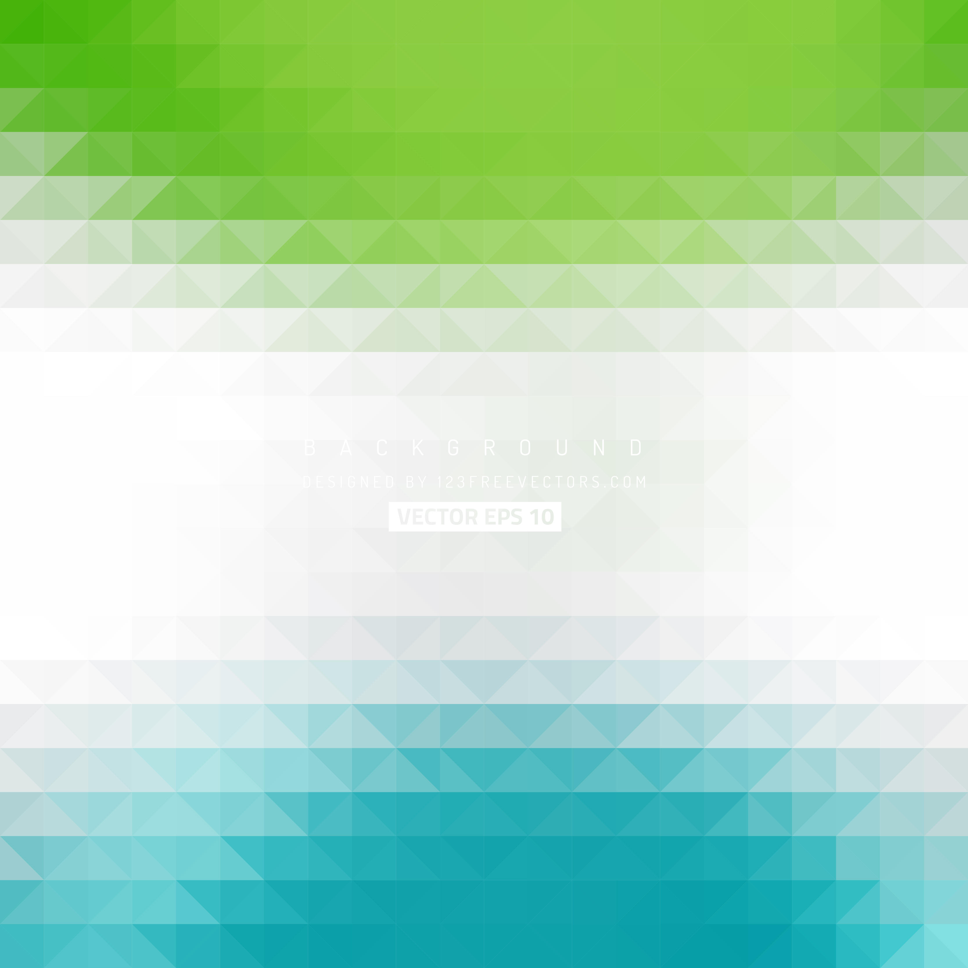 Black Camouflage Wallpaper Blue Green Triangle Vector Background