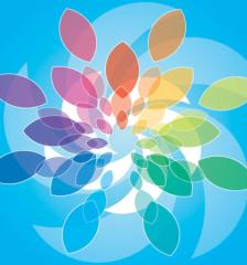136_Blue_Colored_background_vector_design