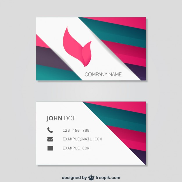 250+ Business Card Template Vectors Download Free Vector Art - name card example