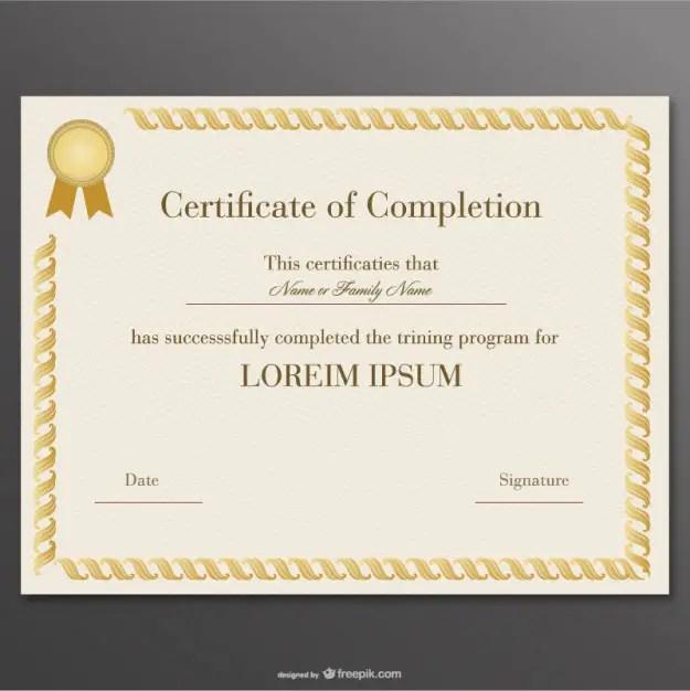 Certificate Border Design 123Freevectors - free download certificate borders