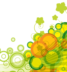 038-free-abstract-green-bubbles-vector-background