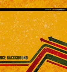 446-yellow-grunge-background-with-modern-arrows-vector