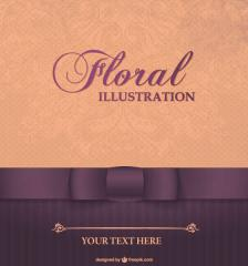 473-vintage-floral-card-design-illustration