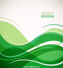 488-green-wave-background-place-for-your-text