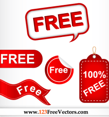 114-free-vector-set-red-labels-speech-bubbles-stickers-banners-tag-l