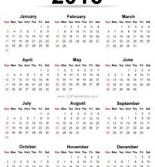 2016-calendar-printable-free-vector