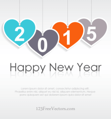 395-vector-hanging-heart-text-2015-abstract-background-greeting-card