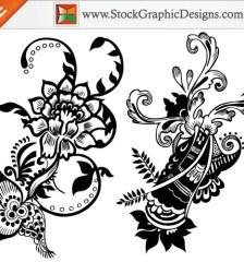 052-set-hand-floral-free-vector-graphics-l