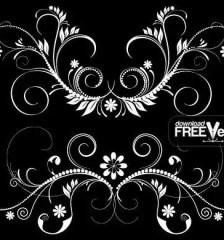 068-free-floristic-ornaments-vector-l