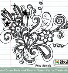 074-Hand-Drawn-Notebook-Doodle-Flower-Vector-Illustration-l