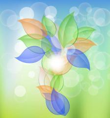 159-artistic-floral-vector-background