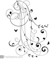 224-vector-floral-swirl-design-8