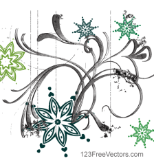 235-abstract-flower-design-vector-graphics
