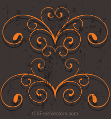 242-ornament-vector-background