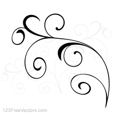 243-vector-simple-floral-ornament-background