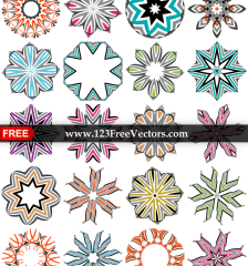 250-abstract-vector-decorative-design-elements-color