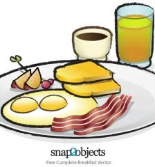011-breakfast-free-vector
