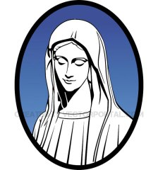 mary-mother-of-jesus-free-vector-2574