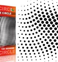 vector_and_brush_halftone_circle