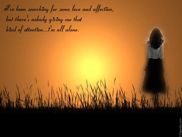 Husband Wife Islamic Quotes Wallpaper Lonely Feeling Wallpapers 123greety Com