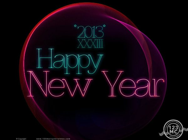 free download happy new year 2013 wallpaper. 1024 x 768.Happy New Year Graphics Free Download