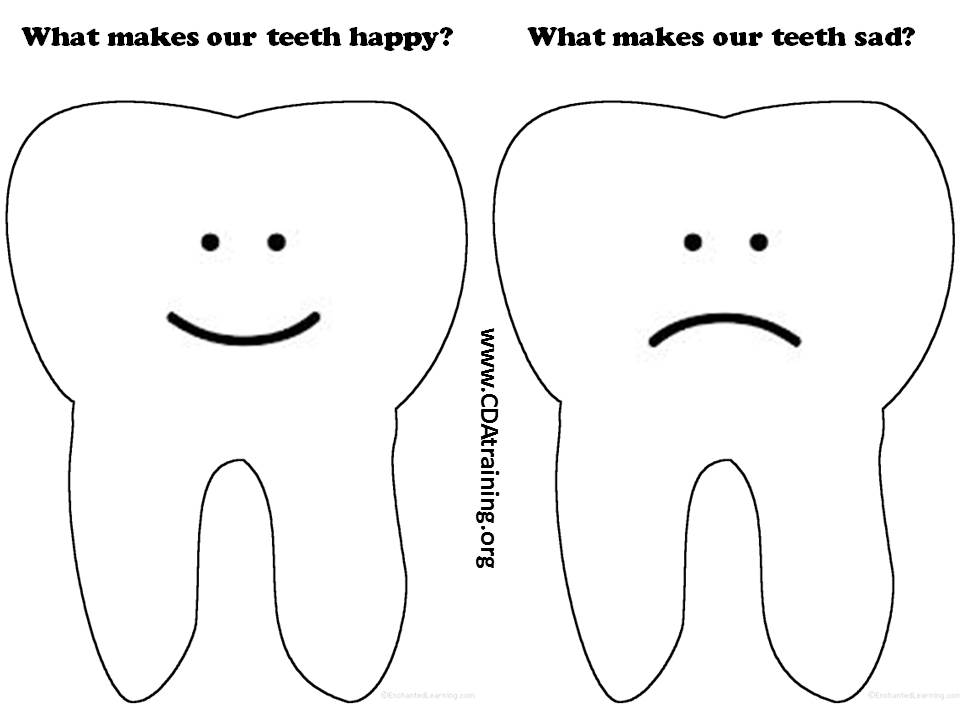 Dental Heath Awareness Theme