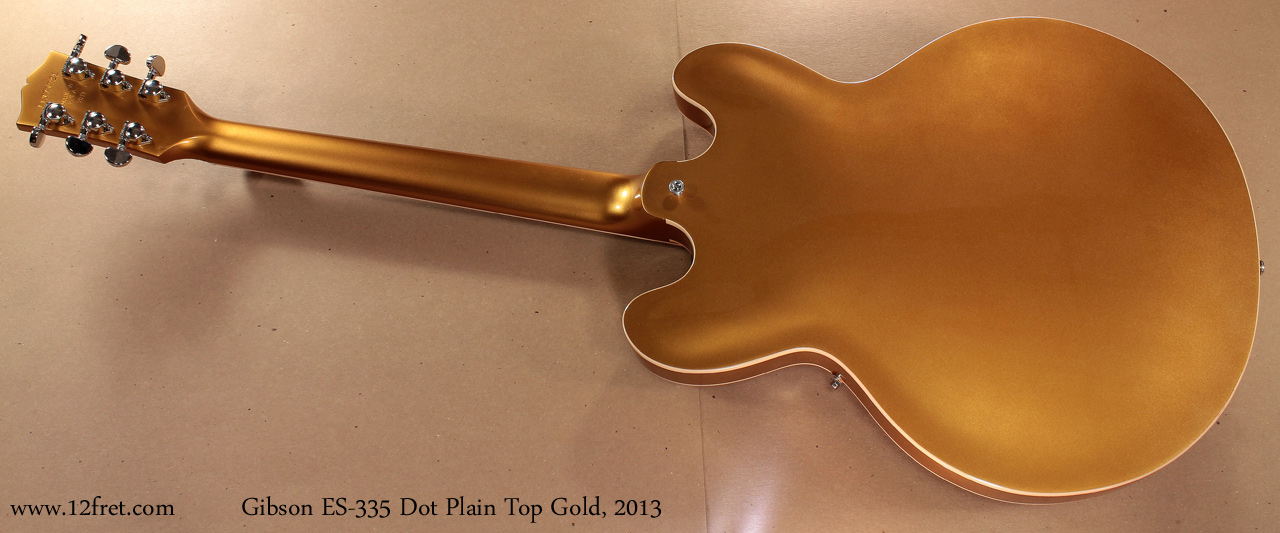 Gold Gibson ES-335 Page 2 The Gear Page