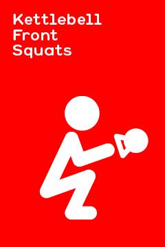 Lean & Strong Kettlebell HIIT Workout