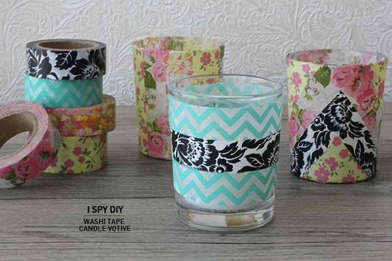 Great Diy Ways To Personalize Your Candle Glass Holders