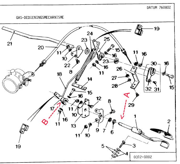 land rover bedradingsschema kruisschakeling