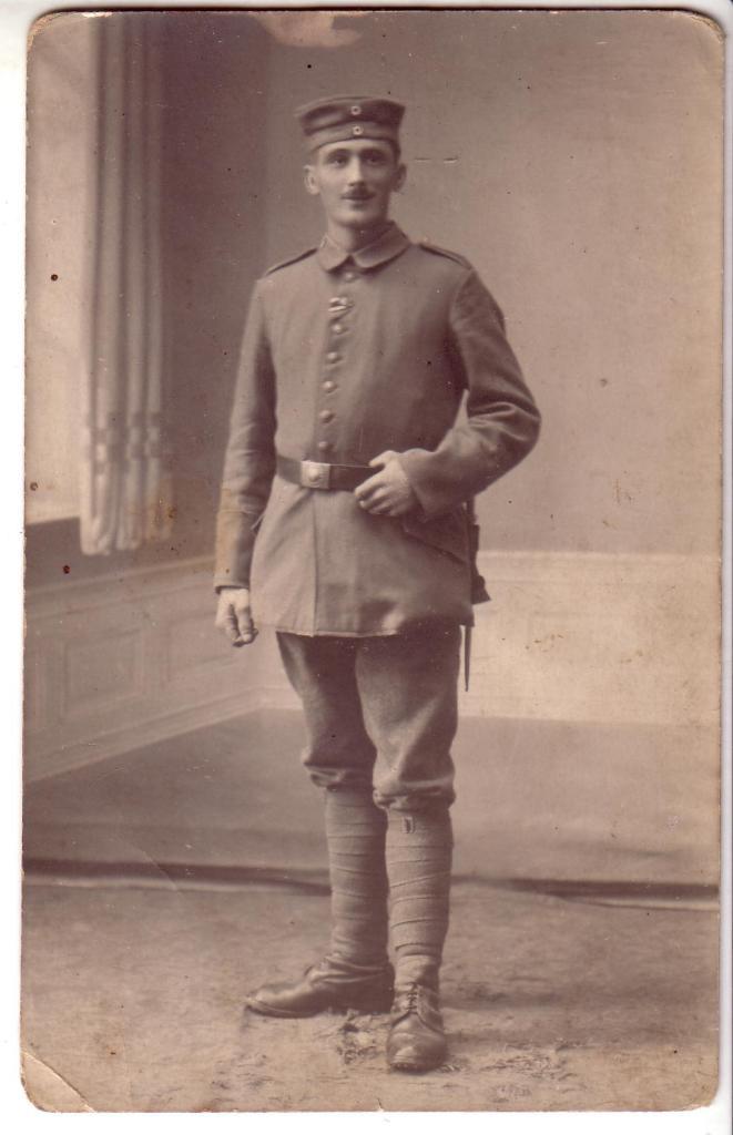 Dominik Richert DR Soldat
