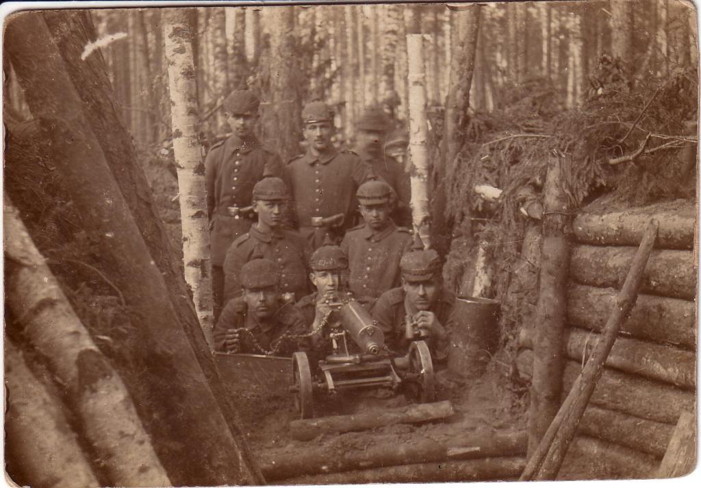 Dominique Richert 1914 1918