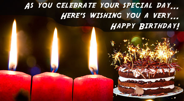The Best Birthday Wishes, Messages  Quotes 143 Greetings