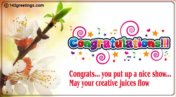 Congratulations Messages Best Congratulations Wishes
