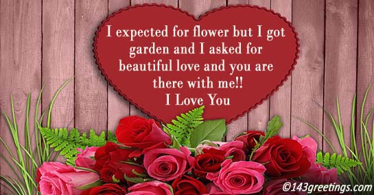 Love Messages, Free Love messages  SMS 143 Greetings