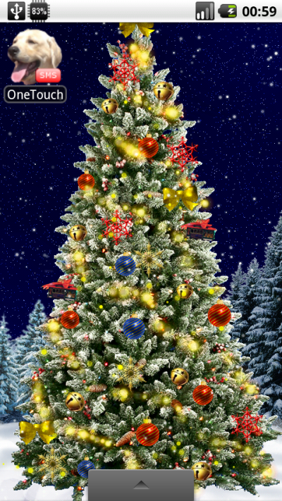 1473labs Christmas Tree Live Wallpaper