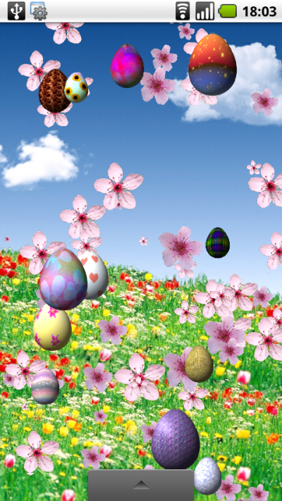 1473labs Easter in bloom Live Wallpaper