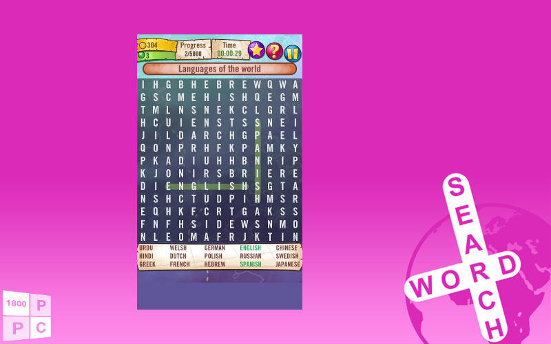 World's Biggest Word Search Now Available on Windows Phone With New Mode