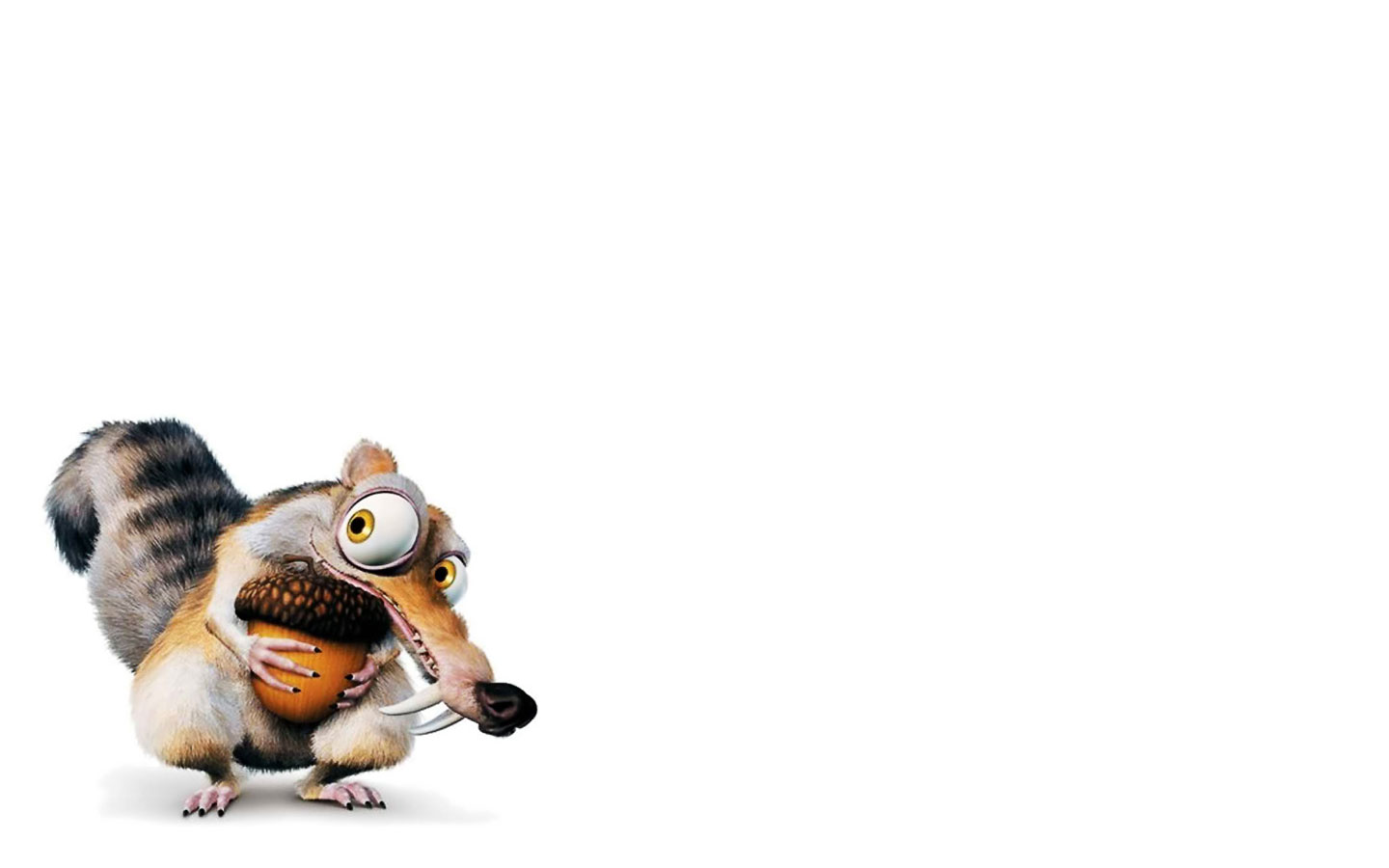 Sid 3d Name Wallpaper Ice Age Squirrel 180 Degrees West