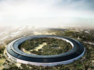 "Apple ""The Best Office Building In The World"""