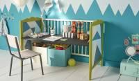 Tutoriel chambre d'enfant - Transformer un lit de bb en ...