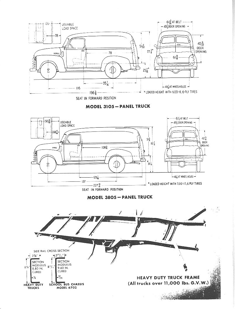 1953 chevy truck gauge wiring diagram