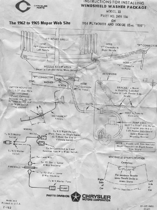 66 Dodge Charger Wiring Diagram Schematic Diagram Electronic