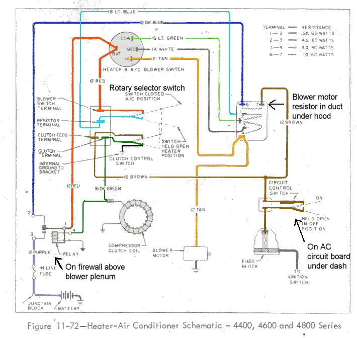 Automotive Ac Electrical Diagram - 8mrkmpaaublomboinfo \u2022