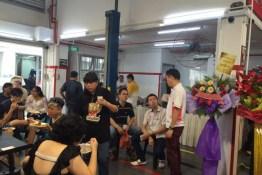 Kaki Bukit Branch Opening