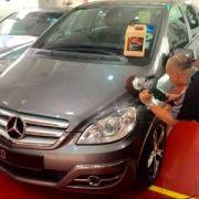 sung beng car grooming